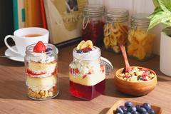 Jar sweets Stock Photos