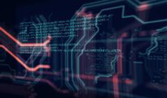 Server load html code Stock Illustration