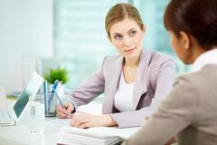 Recruitment Stock Photos