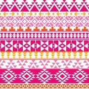 Seamless Navajo print, Aztec pattern, Tribal design Stock Illustration