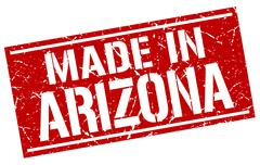 Made in Arizona stamp Piirros