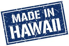 Made in Hawaii stamp Piirros
