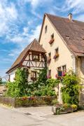 Rothenburg ob der Tauber, Franconia, Bavaria, Germany Stock Photos