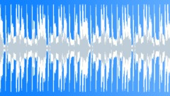 Curses - dark, retro, 80s, electronic, pop (loop 3 background) Stock Music
