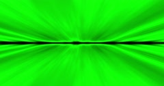 Horizontal slit scan fx for time/wormhole travel, VJ looping or background.   Stock Footage