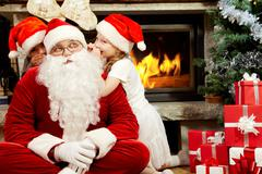 What I want for Christmas Stock Photos