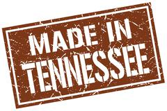 Made in Tennessee stamp Stock Illustration