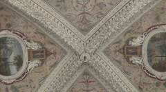 """""""Loggia della Mercanzia"""" in Siena Italy,real time, 50 fps Stock Footage"""