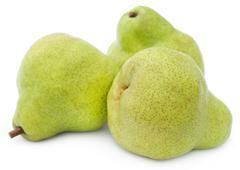 Fresh pear Stock Photos