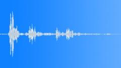 Forklift Cargo Drop 1 Sound Effect