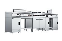 Kitchen equipment culinary steel Stock Illustration