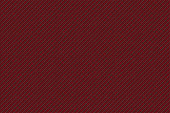 Red and black carbon fiber background and texture for material design. Stock Illustration