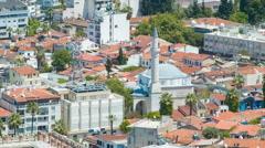 Kusadasi Turkey Kaleici Mosque Stock Footage
