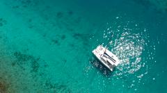 20160219 catamaran 12 Stock Footage