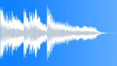Distorted Glitch Logo Stock Music