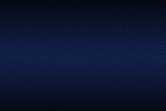 Blue carbon fiber with black gradient color, background and texture. Stock Illustration