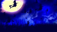 Halloween Background 2 Stock Footage