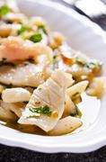 Appetizer of squid Stock Photos