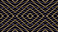 Optical Illusions vjloop Background Stock Footage