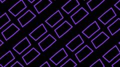 Vj Loop Fast Purple Visual Animated Background Stock Footage