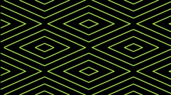 Vj Loops Live Visuals Club Background Stock Footage