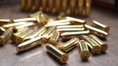 .38 Bullets, Slider Stock Footage