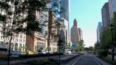 Financial District New York Stock Footage