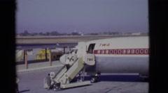 1968: takeoff to adventure! COTTONWOOD, ARIZONA Stock Footage