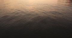 Sunrise Down the Savannah River Stock Footage