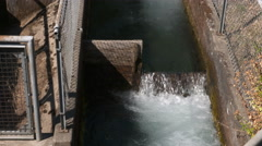 Fishladder, Fish Ladder Stock Footage