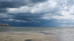Florida storm  Stock Footage