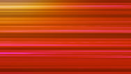 Broadcast Horizontal Hi-Tech Lines, Red, Abstract, Loopable, 4K Stock Footage