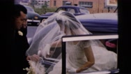 1962: day of love NEW YORK CITY Stock Footage