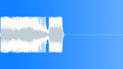 Distortion Guitar - Notifying Sound Efx For Mobile Sound Effect