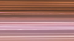 Broadcast Horizontal Hi-Tech Lines, Brown, Abstract, Loopable, 4K Stock Footage