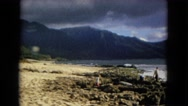 1967: showing a green hills NEVADA Stock Footage