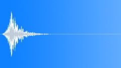 Cheeky Little Throw 05 Sound Effect