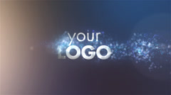 Logo Particle Stock After Effects