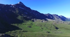 Pizzo Scalino - Valmalenco Stock Footage