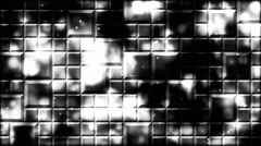Tiled Background and Light Animation - Loop Stock Footage