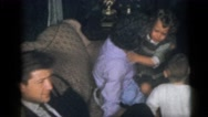 1967: little guy and gal don't want to play with siblings CAMDEN, NEW JERSEY Stock Footage