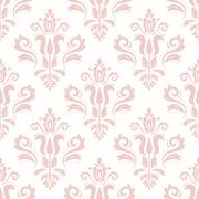 Seamless Wallpaper in the Style of Baroque Piirros
