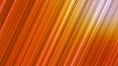 Broadcast Forward Slant Hi-Tech Lines, Orange, Abstract, Loopable, 4K Stock Footage