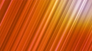 Broadcast Forward Slant Hi-Tech Lines, Orange, Abstract, Loopable, 4K Stock Footage