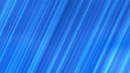 Broadcast Forward Slant Hi-Tech Lines, Blue, Abstract, Loopable, 4K Stock Footage