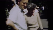 1967: look at my baby CAMDEN, NEW JERSEY Stock Footage