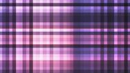 Broadcast Twinkling Hi-Tech Strips, Purple, Abstract, Loopable, 4K Stock Footage