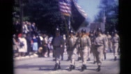 1967: it's a parade! CAMDEN, NEW JERSEY Stock Footage
