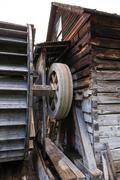 Photo of Old watermill Stock Photos