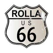 Rolla Route 66 Piirros